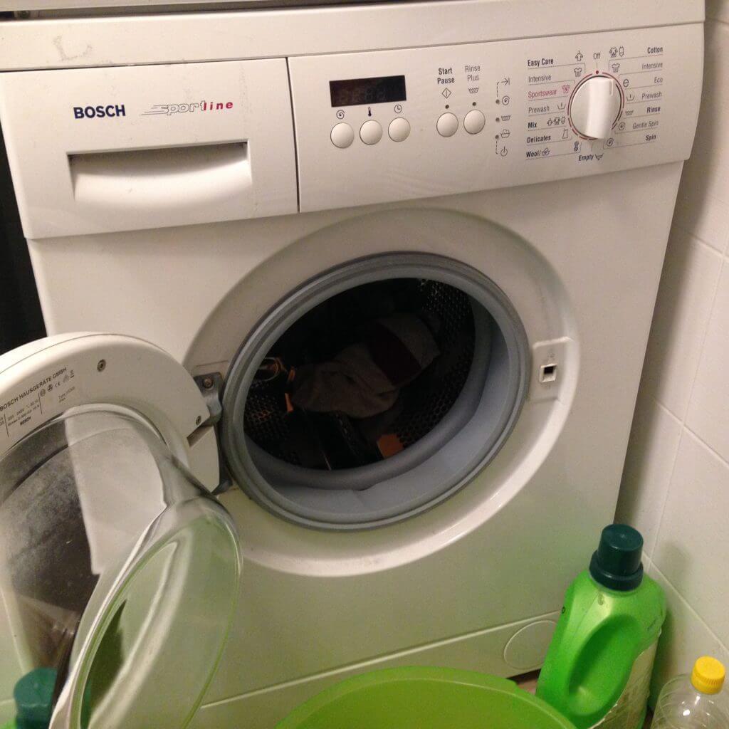 bosch pralni stroj